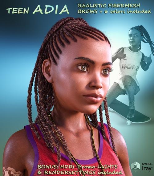 Teen ADIA for G8F
