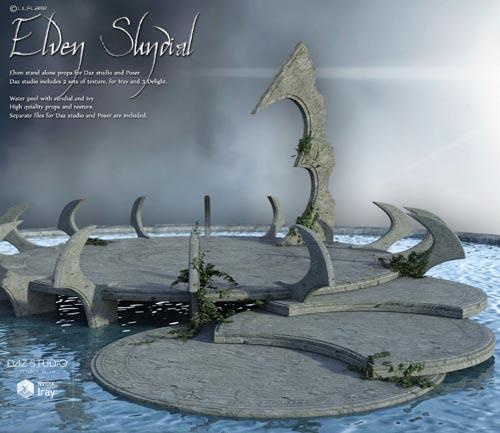 Elven Sundial