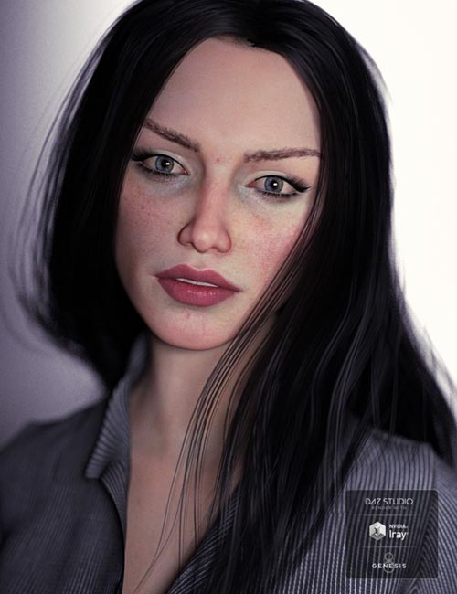 SC Elisabeth for Genesis 8 Female