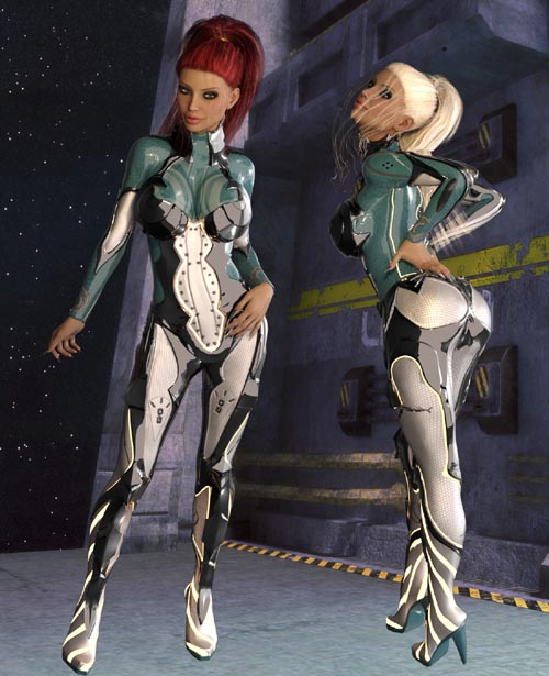 InStyle - Cyber Suit for G3 female(s)