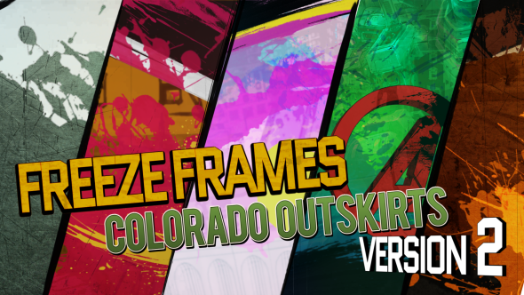 Freeze Frames: Colorado Outskirts V2