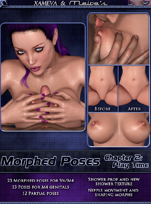 Morphed Poses - Chapter 2: Play Time