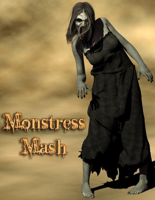 IGD Monstress Mash