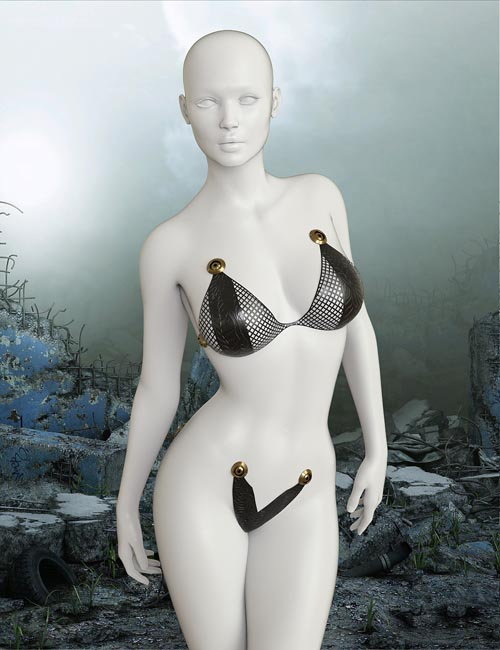InStyle - Nano Bikini for Genesis 8 Females