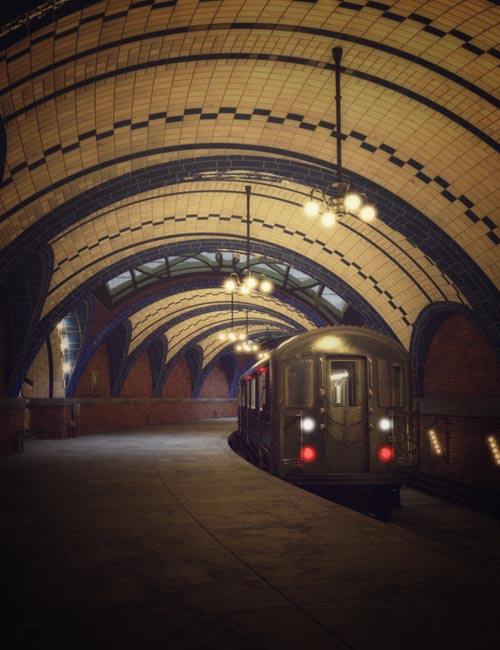 Historic Subway Station