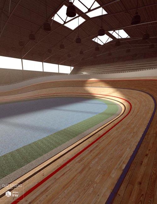 Velodrome Track