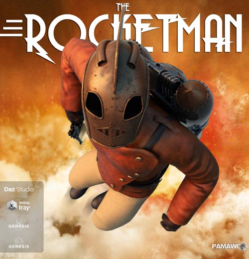 The Rocketman For DS