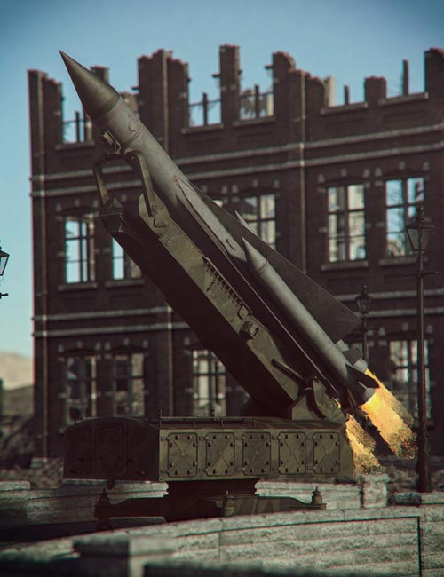 Missile Launcher FRGML 01
