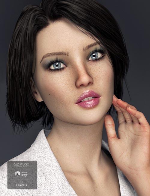 SC Nicole for Genesis 8 Female
