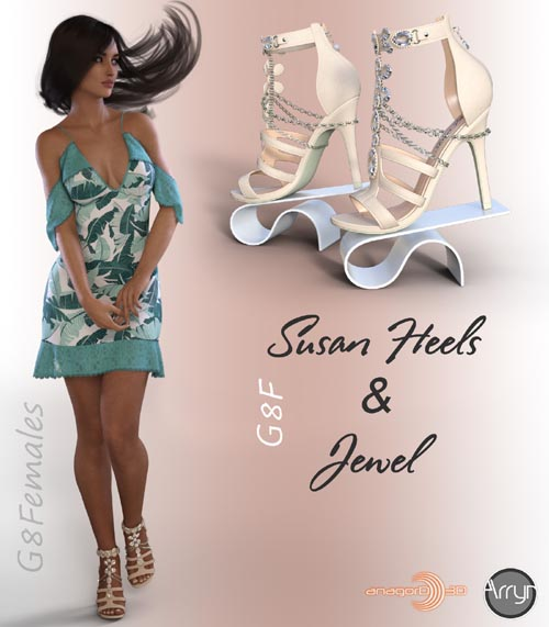 Susan Heels and Jewel G8F