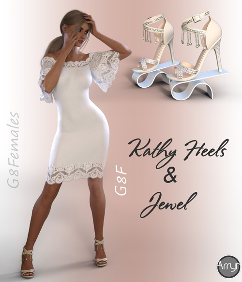 Kathy Heels and Jewel G8F
