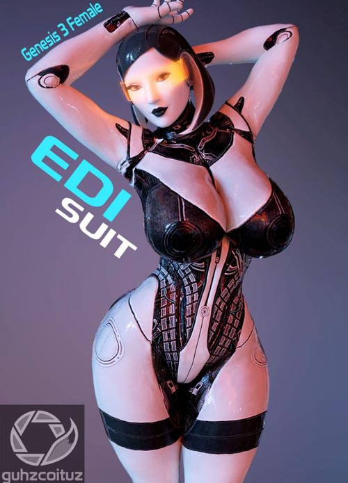 EDI Suit Genesis 3 Female