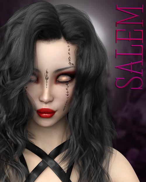 Salem for Genesis 8 Female