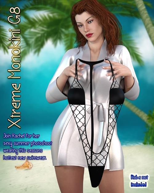 Xtreme Monokini Genesis 8
