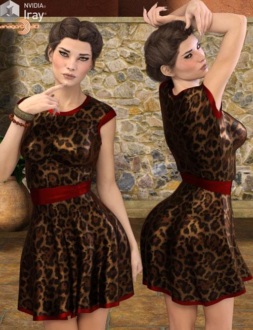 VERSUS - Fashion Dress for Genesis 3 Female(s)