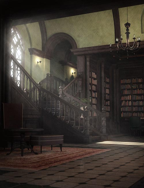 The Gothic Library