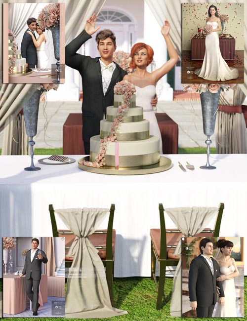 Wedding Dreams Come True Bundle