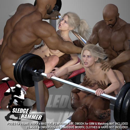 Pumping Iron 2 For G8 Couple