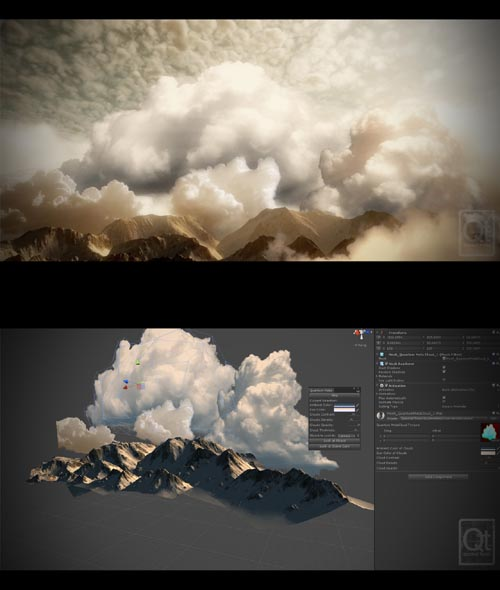 3D Cloud Models?