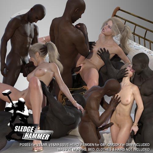 Romantic Affair 3 For G8 Couple