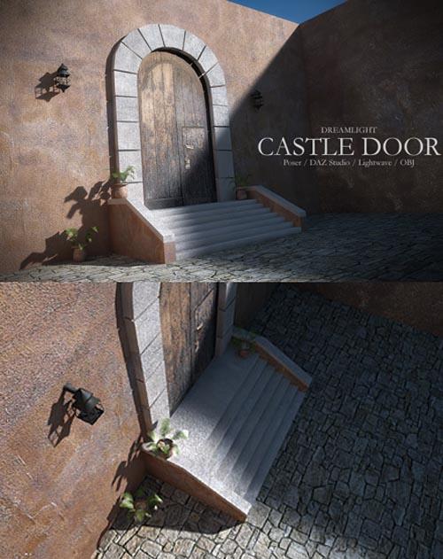Dreamlight's Castle Door