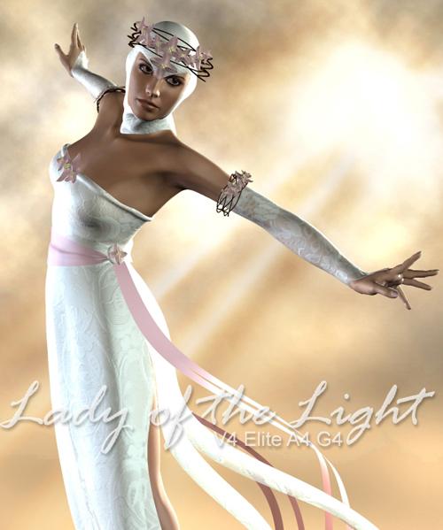 Lady of the Light V4 Elite A4 G4