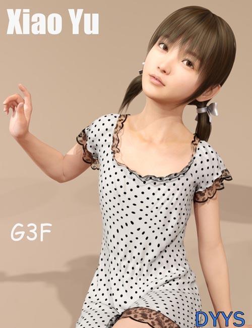 Xiao Yu For G3F