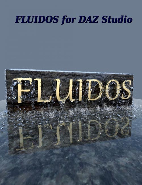 FLUIDOS for Daz Studio [UPDATE v1.1]