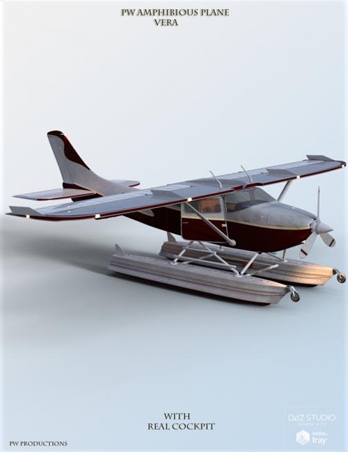 PW Amphibious Plane Vera