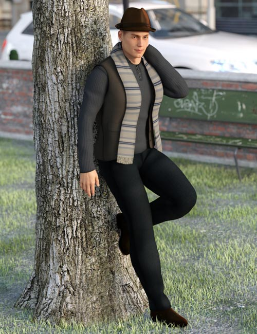 Rage Autumn for Genesis 8 Male(s)