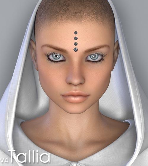 Tallia - V4 Girl