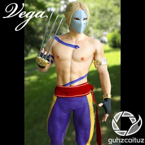 Vega Costume for G3M