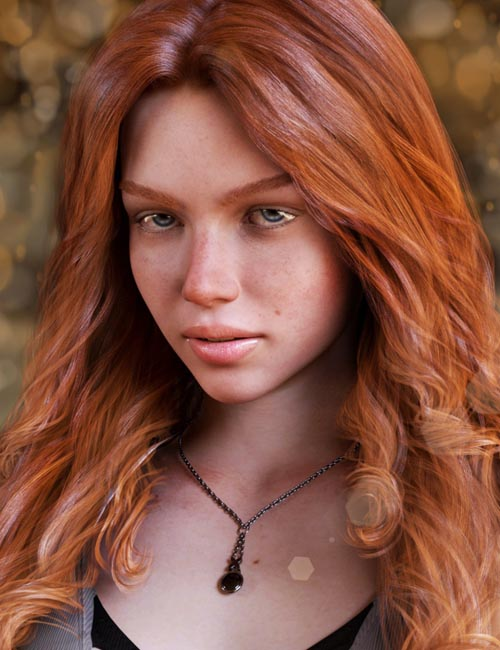 Ruxandra HD For Genesis 8 Female