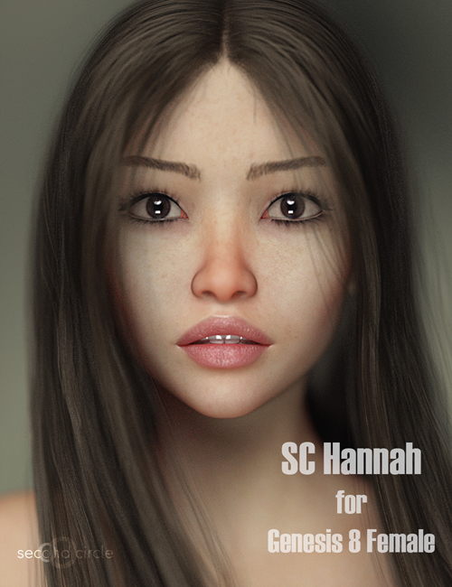 SC Hannah for Genesis 8 Female