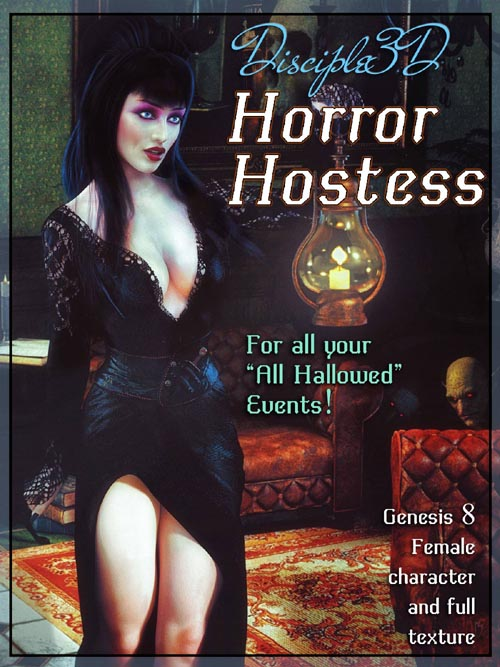Horror Hostess