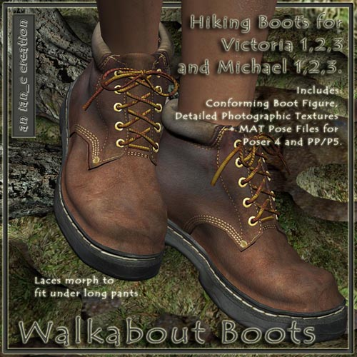 Walkabout Boots