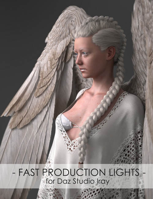 Fast Production Lights for Iray