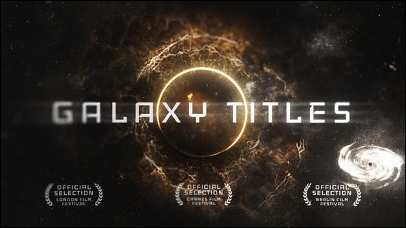 Epic Galaxy Titles