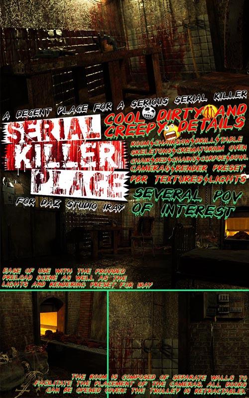 Serial Killer Place