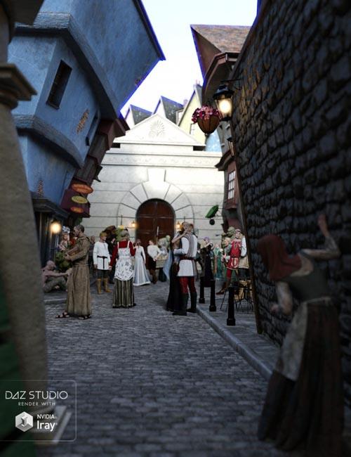 Fantastic Fantasy Street