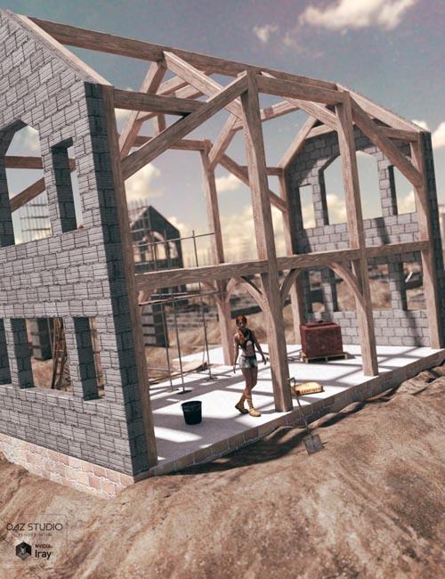 Building Site Buildings