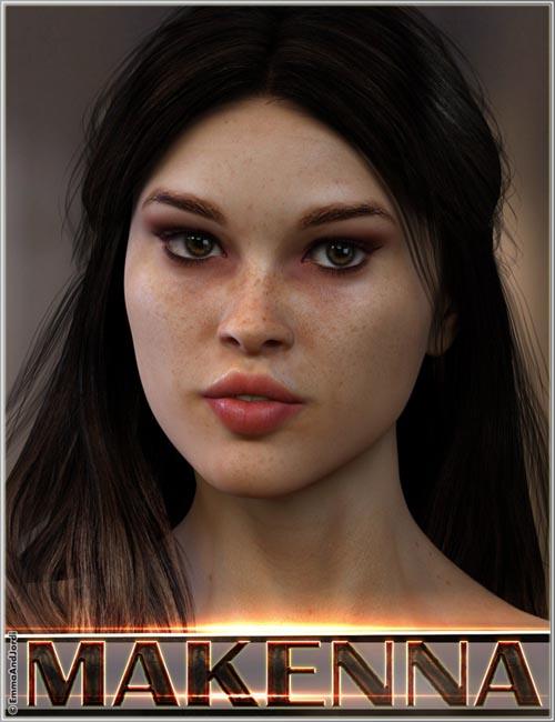 EJ Makenna For Genesis 8 Female