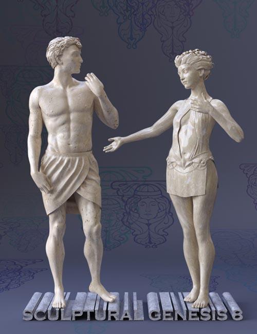 Sculptural Genesis 8 Ultra Fun Kit