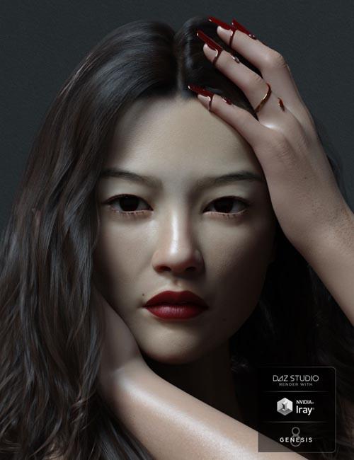 Xia HD for Genesis 8 Female