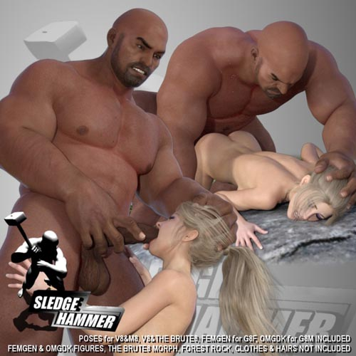 Brutal Affair For G8 Couple  SKU: 59717 By: Sledgehammer  Victoria 8 will meet The Brute 8 $15.00   Add to Cart Add to Wishlist   (0 ratings, below m
