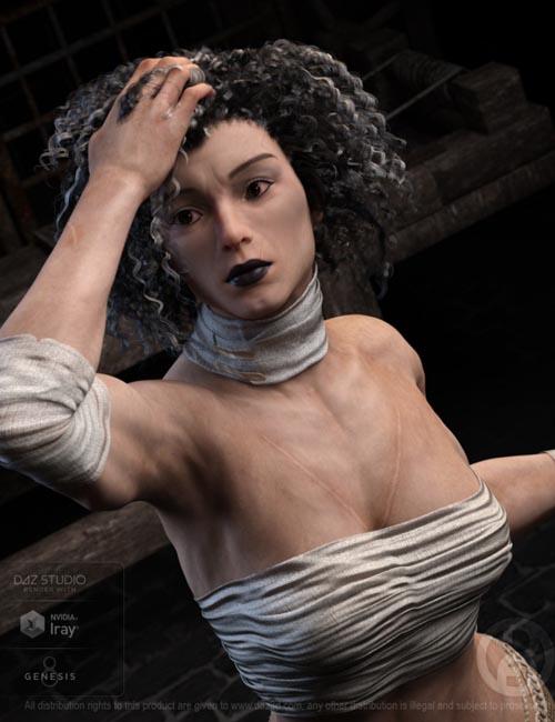 The Bride for Genesis 8 Female
