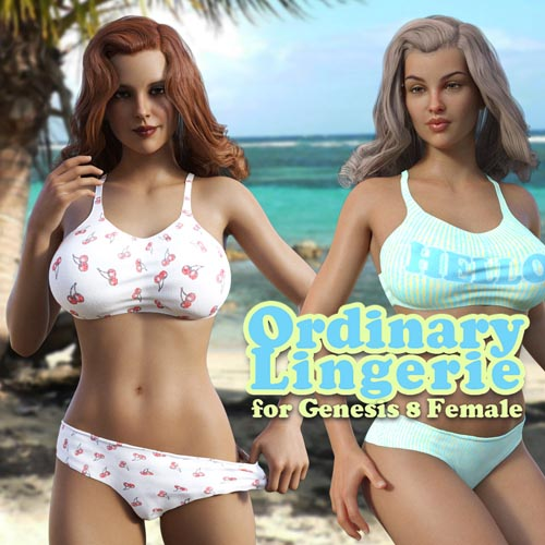 Ordinary Lingerie for G8F