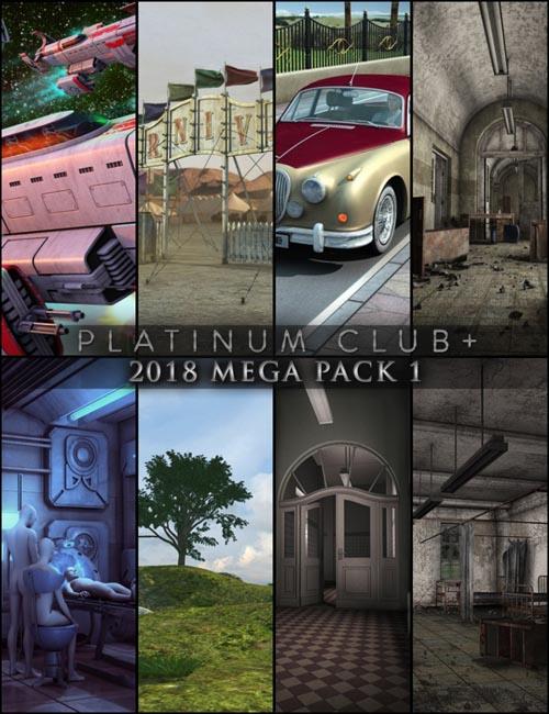 Platinum Club Anniversary 2018 - Mega Pack 1