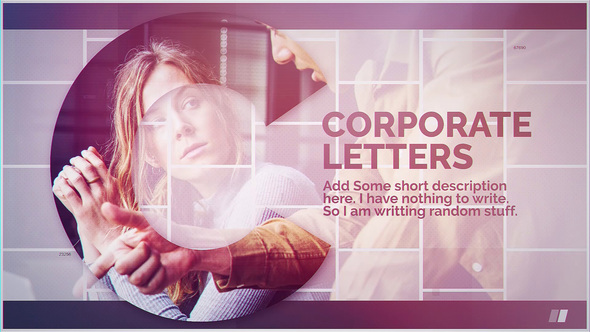 Corporate Letters