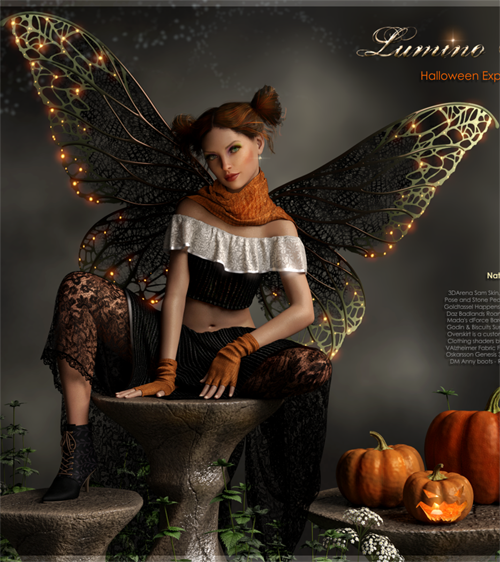 Lumino Wings - Expansion Halloween